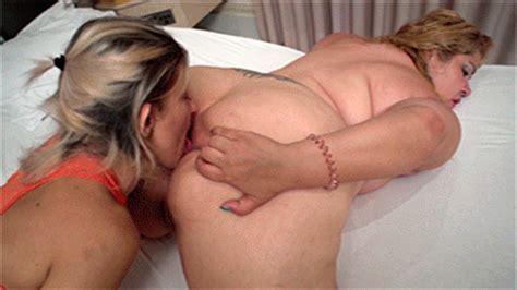 Bbw Lesbian Anal Licking