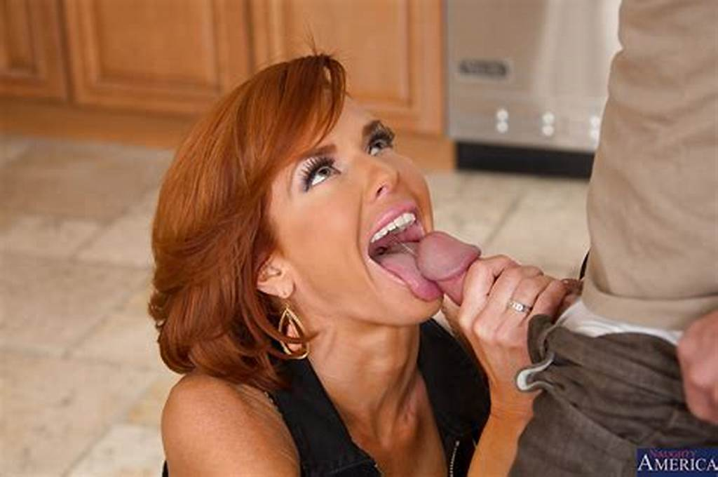 #Slim #Red #Haired #Cock #In #Platinum #Anal