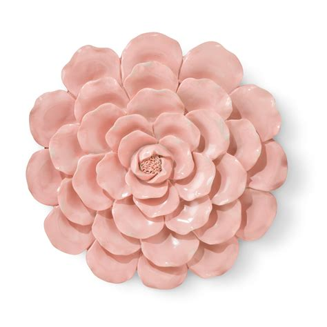 From framed photographs to contemporary wall art and wall stickers, we're bound to have wall decor ideas you'll want to use to transform your space. Pink Flower Wall Décor - Pillowfort   Flower wall decor, Flower wall, Pink flowers