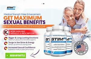 Stim Rx Male Enhancement Review Price Side Effects Of Pills  U0026 Where To Buy