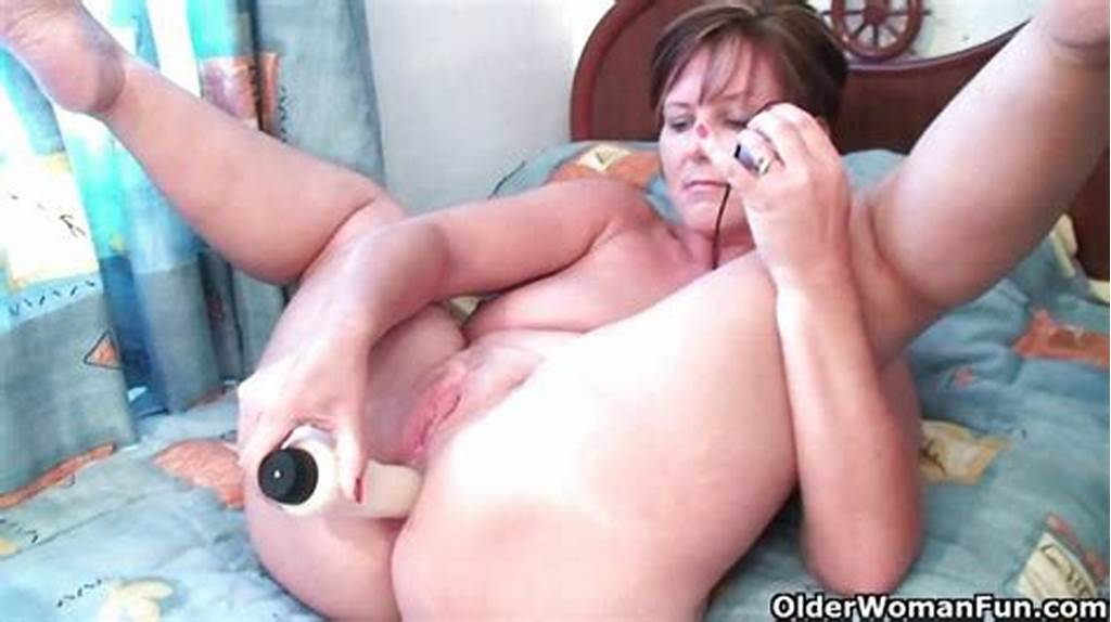 #British #Finest #Milf #Joy #Exposes #Her #Natural #Beauty