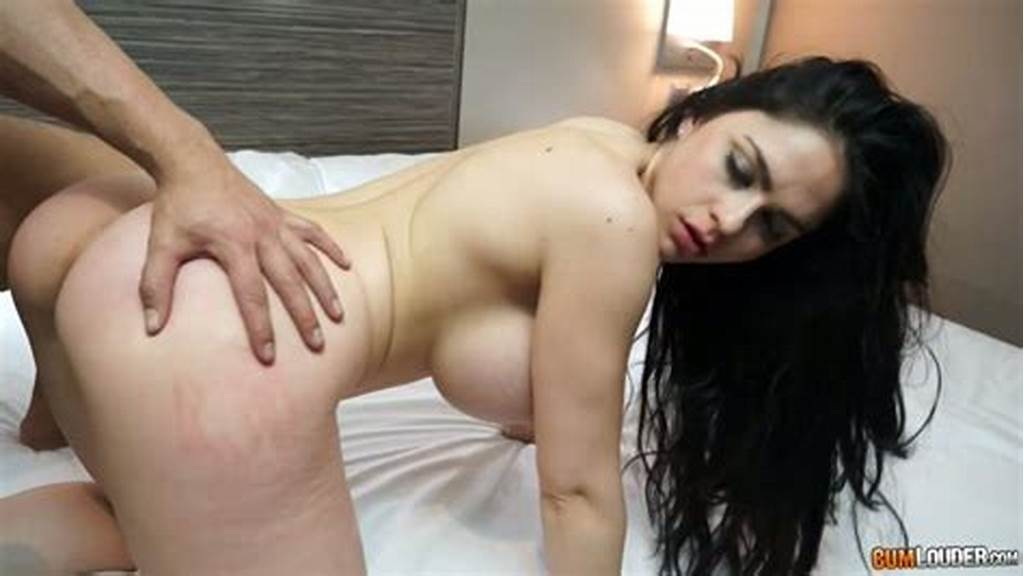 #Huge #Tits #Of #Latin #Slut #Bounce #While #She #Gets #Drilled #In