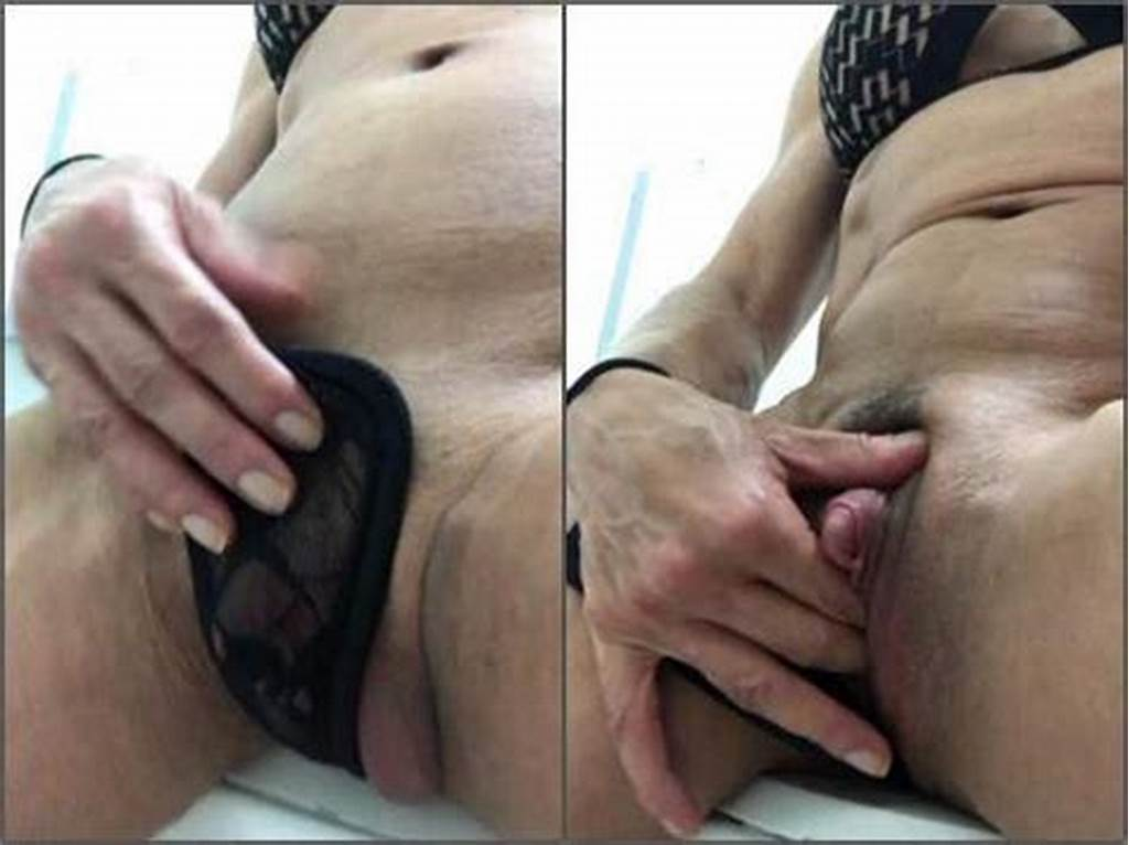 #Skinny #Granny #Games #With #Her #Huge #Clit #Closeup #Amateur