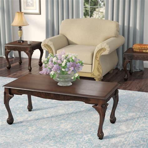 Poshmark makes shopping fun, affordable & easy! World Menagerie Bodhi Jaydin Coffee Table Set & Reviews | Wayfair