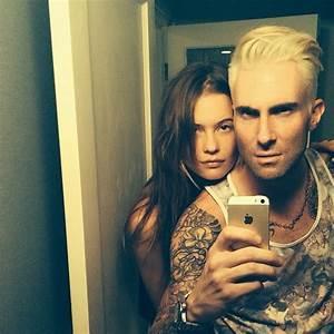 Behati Prinsloo Marries Adam Levine