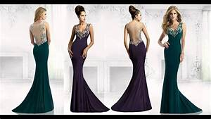 idealrobefr robe de soiree longue youtube With modele de robe de soirée