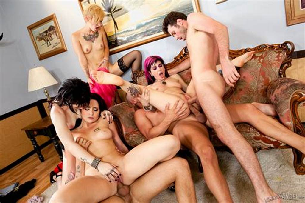 #Tattooed #Moms #Take #Hardcore #Double #Penetrations #During
