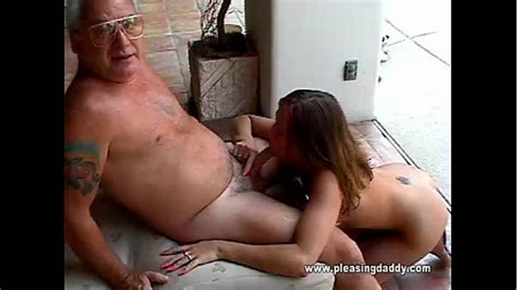 #Cutie #Gets #Throat #Fucked #By #Old #Man