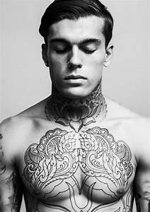 Tatouage Cou Homme : 1001 mod les de tatouage homme uniques et inspirants ~ Nature-et-papiers.com Idées de Décoration