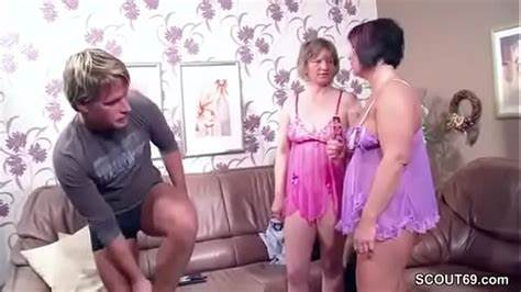 German Porn Auntie Stepmother And