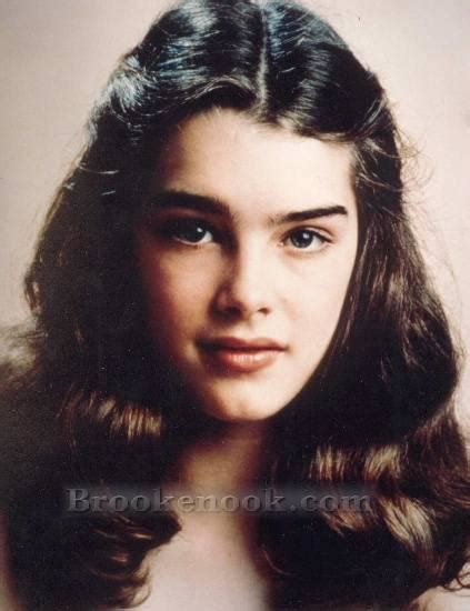 Louis malle's 1978 film pretty baby was also the subject of intense debate. FREE Brooke Shields Child Modeling   QPORNX.com