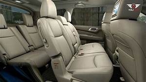 2013 Nissan Pathfinder Interior  Seats