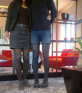 We are soon in USA - together in tights shorts and skirt | Flickr