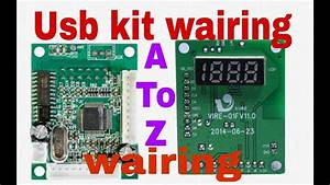 Usb Mp3 Module Wiring Diagram