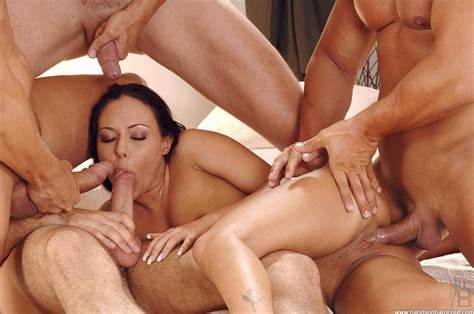 Gangbang With Regard To One Coeds And