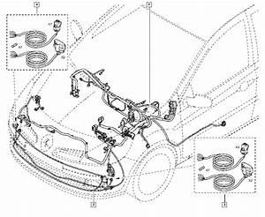 Renault Clio Iii Wiring Harness
