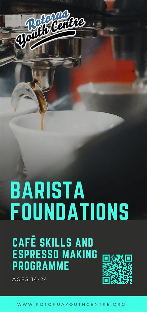 Extraction is simply the method by which we dissolve flavours and other components from roasted and ground coffee. Barista Foundations Afternoon Workshop - Rotorua Community ...