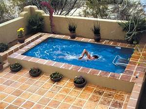 Mini Pool Terrasse : best 25 mini pool ideas on pinterest small pools ~ Michelbontemps.com Haus und Dekorationen