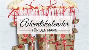 Adventskalender Für Männer Diy : diy adventskalender f r den mann youtube ~ Watch28wear.com Haus und Dekorationen