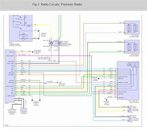 Radio Wiring Diagram  Electrical Problem 2000 Chevy
