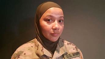 Muslim Soldier Will File A Federal Lawsuit Against The U.S. Army After She Was Forced To Remove Hijab…