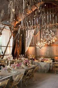 rustic wedding decor romantic decoration With decorating a barn for a wedding reception