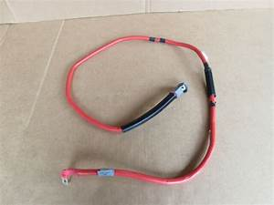 06 Aston Martin V8 Vantage  1002 Positive Battery Cable