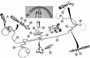 Ya 6389  Ford Brakes Diagram Wiring Diagram