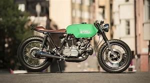 Ducati 860 Gts Cafe Racer By 6  5  4 Motors