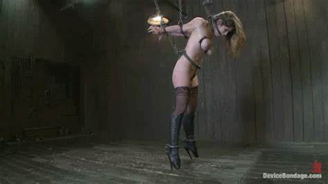 Tied Up And Blindfolded Miss Is Pounded Getting Nasty