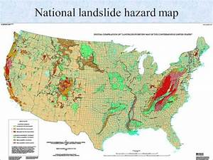 Are You Vulnerable To Landslides