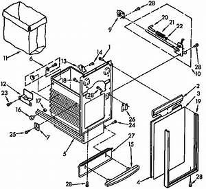 Looking For Kenmore Model 6651350593 Trash Compactor