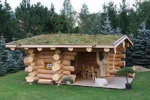 Holzhaus Preise Polen : wochenendhaus aus naturstamm weekender mehrer blockhaus ~ Watch28wear.com Haus und Dekorationen