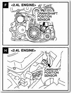 Need To Know The Correct Ohm Readings For Crank Shaft