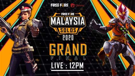 Free fire redeem code has a 12 digit unique code that contains alphabets and numbers. Free Fire Malaysia Solos Grand Final - YouTube