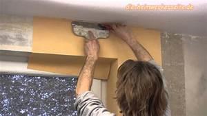 Vliestapete Tapezieren Untergrund : fensterlaibung tapezieren vliestapete teil 2 youtube ~ Watch28wear.com Haus und Dekorationen