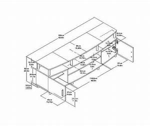 Ameriwood Home Carson Tv Stand For Tvs Up To 70 U0026quot   Multiple
