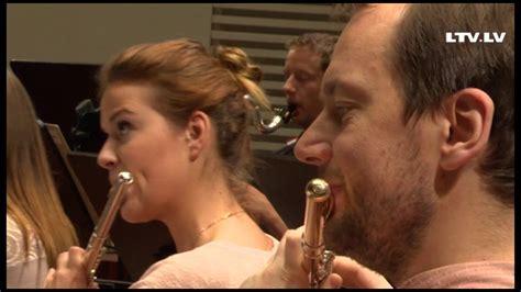 Andra Vecumnieka simfonijas pirmatskaņojums - YouTube