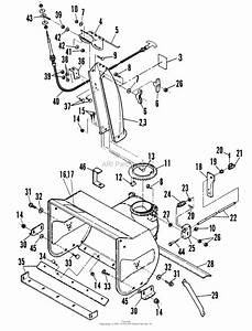 Snow Blower Starter Wiring Diagram