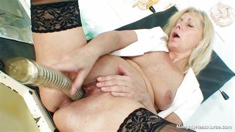 Headed Vibrator With Her Babysitter