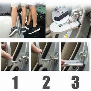 For Jeep Suv Truck Roof New Car Door Latch Hook Step Mini
