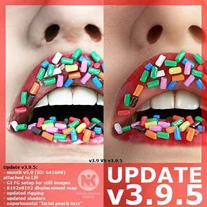 V3 9 Lili 6 3d Max