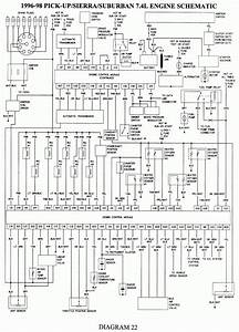 Wiring Diagram For 1997 Chevy Silverado
