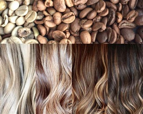 Hair dye is a wonderful thing. Coffee on the hair: all the benefits and uses - Omnicaf