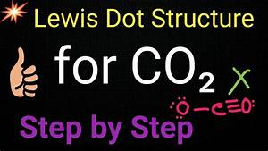 32 Co2 Electron Dot Diagram