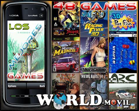 Los hay de todo tipo, para pasar tu tiempo libre y divertirte. Descargar Gratis 48 juegos para nokia, n95,n97,5800, con symbian Movil ~ TODO PARA MI MOVIL