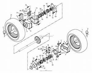 Husqvarna 10527 Ste Parts Diagram For Wheels