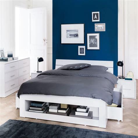 couleur de chambre adulte chambre turquoise et gris