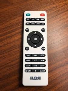 100  Genuine Rca Remote Control For Rca Rpj116