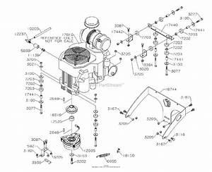 Dixon Grizzly 60  2006  Parts Diagram For Engine  Kohler